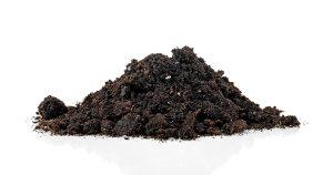 Compost de crevettes approuvé culture bio