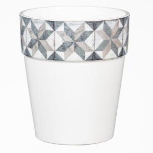 Cache-pot à orchidée Mosaic – Cordoba