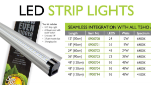 Lumière LED avec réflecteur 6400K