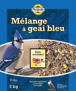 mélange pour geai bleu