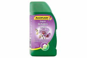 Engrais orchidées 4-6-6 Algoflash