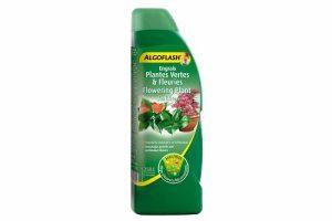 Engrais Plantes vertes et fleuries 4-6-6 Algoflash