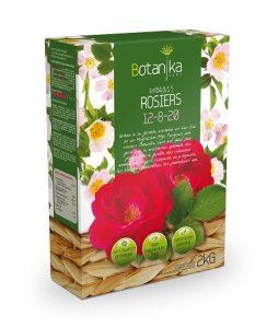 Engrais pour rosiers 12-8-20 Botanika