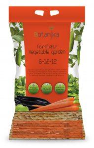 Engrais naturel jardin et potager 6-12-12 Botanika