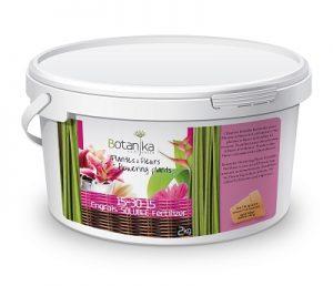 Engrais fleurs et arbustes à fleurs 15-30-15 Botanika