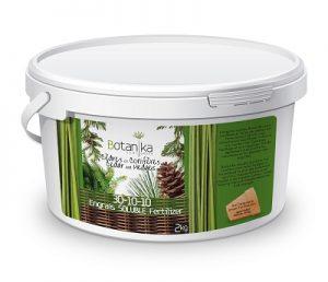 Engrais arbres, arbustes et conifères 30-10-10 Botanika