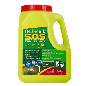 Semence à gazon Herbionik – SOS- réparateur
