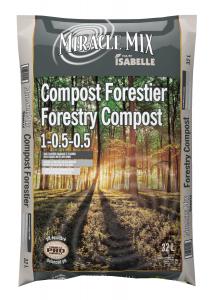 Compost forestier – prix quantité