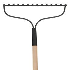 Râteau de jardin  – 14 dents