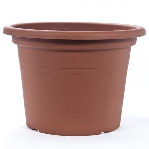 Pot teraplast cilindro terre cuite