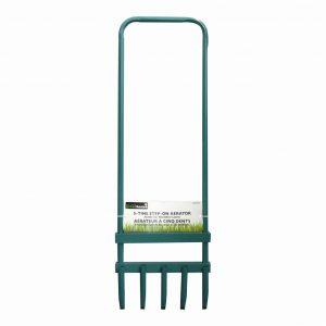 Aérateur à 5 dents vert