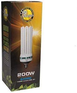 AMPOULE 200W SUNBLASTER CFL 2700K