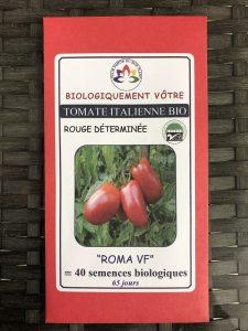 Tomate italienne «Roma» – Bio