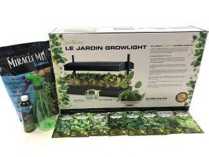 Kit «Gros jardin de fines herbes»
