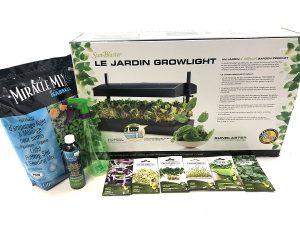 Kit «Gros jardin de micro-pousses»