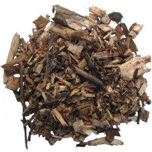 Paillis de bois raméal fragmenté (BRF)