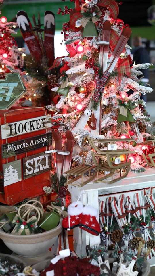 Décorations de Noël vintage