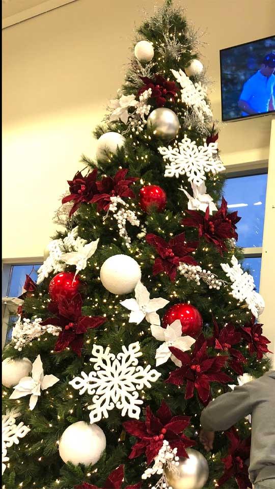Votre commerce décoré pour les fêtes